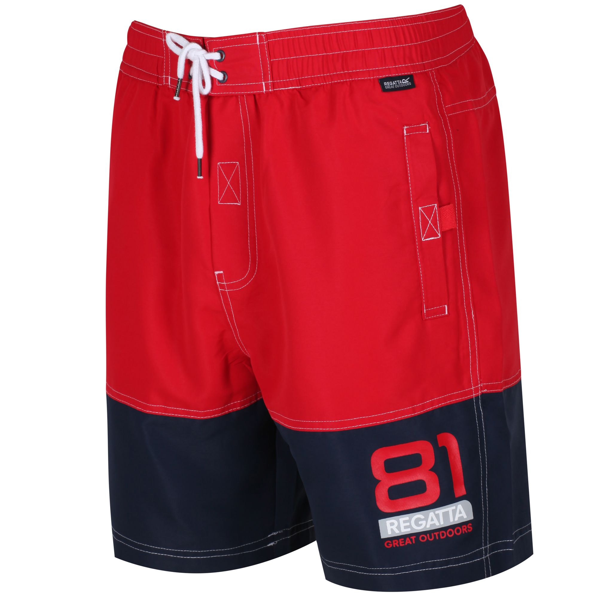 88dcc6bad8 Regatta BRACHTMAR II SWIM SHORTS - Pepper Navy