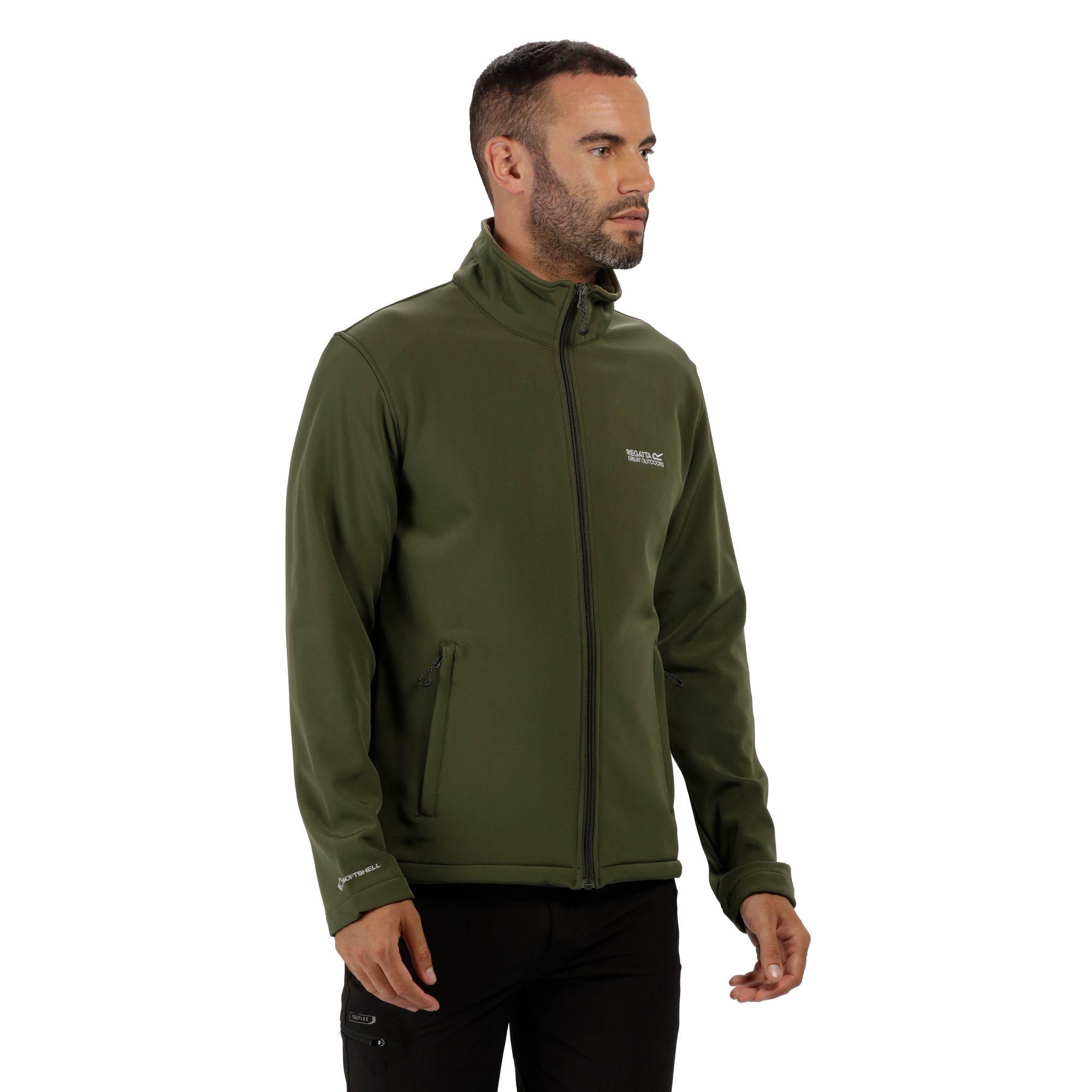 Regatta Cera III Funnel Neck Softshell Jacket