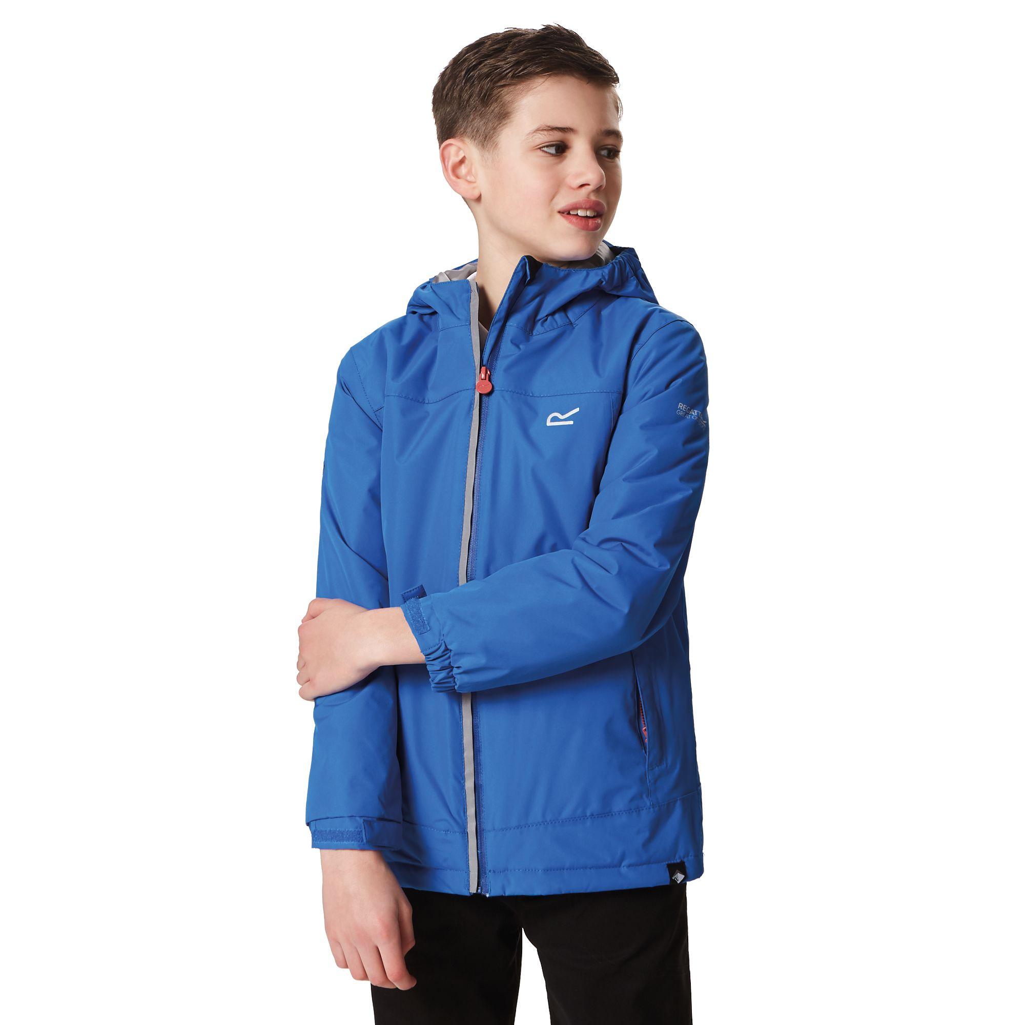 936151128 Regatta HURDLE II WATERPROOF INSULATED JACKET - Oxford Blue